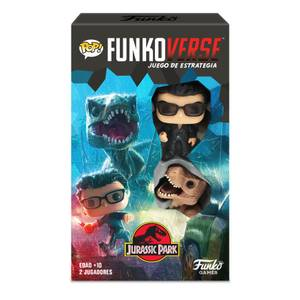 Funkoverse Jurassic Park Strategy Game Expandalone (Spanish)