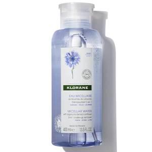 KLORANE Micellar Water With Organically Farmed Cornflower 3.3 fl. oz