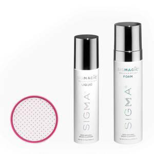 Sigma Beauty Brush Cleanser Trio