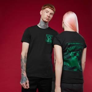 T-shirt Frankenstein - Noir
