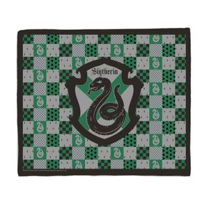 Harry Potter Slytherin Fleece Blanket