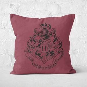 Harry Potter Hogwarts Square Cushion