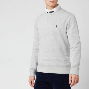 Polo Ralph Lauren Men's Fleece Sweatshirt - Andover Heather