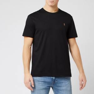 Polo Ralph Lauren Men's Custom Slim Fit Soft Cotton T-Shirt - Polo Black