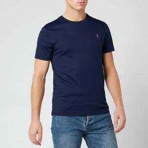 Polo Ralph Lauren Men's Custom Slim Fit Soft Cotton T-Shirt - French Navy