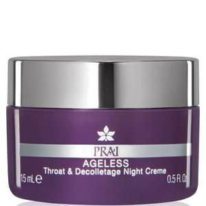 PRAI AGELESS Travel Throat and Decolletage Night with Retinol 15ml
