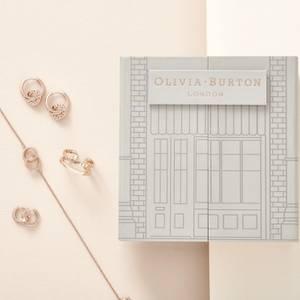 Olivia Burton Women's House of Classics Gift Set - Rose Gold