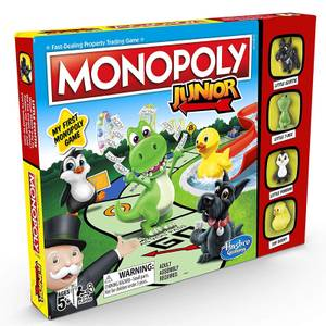 Monopoly - Junior Edition