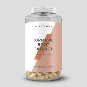 Turmeric Root Extract Capsules