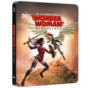 Wonder Woman Bloodlines - Steelbook