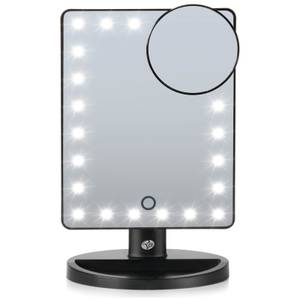 Rio 24 LED Touch Dimmable Makeup Mirror