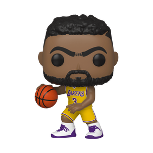 NBA Los Angeles Lakers Anthony Davis Funko Pop! Vinyl