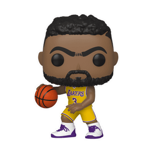 NBA Los Angeles Lakers Anthony Davis Pop! Vinyl Figure