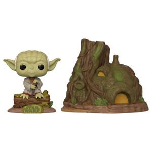 Figurine Pop! Town Hutte De Yoda - Star Wars: L'Empire Contre-attaque