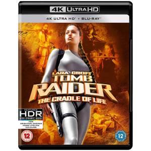 Lara Croft Cradle Of Life - 4K Ultra HD (Includes Blu-ray)