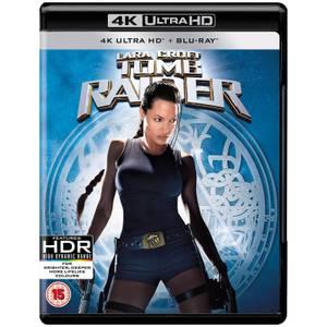 Lara Croft Tomb Raider - 4K Ultra HD (Includes Blu-ray)