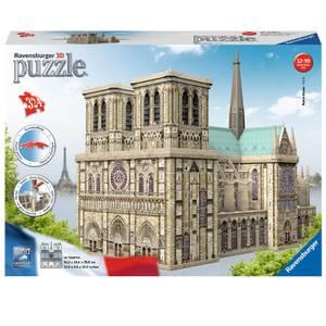 Ravensburger Notre Dame 3D Jigsaw Puzzle (324 Pieces)
