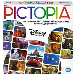Pictopia Board Game - Disney Edition