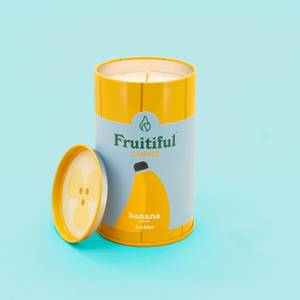 Fruitiful Candle - Banana