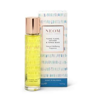NEOM Ylang Ylang, Vetivert & Tonka Bean Natural Wellbeing Fragrance