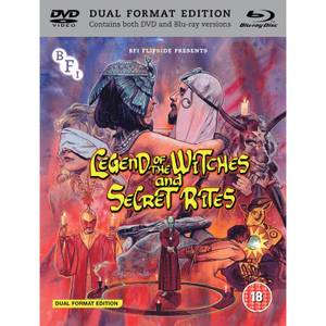Secret Rites / Legend of the Witches (Flipside 039) - Dual Format
