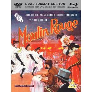 Moulin Rouge - Dual Format