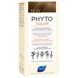 Phyto Hair Colour by Phytocolor - 7.3 Golden Blonde 180g
