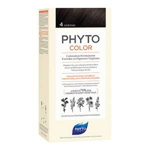 Phyto Hair Colour by Phytocolor - 4 Brown 180g