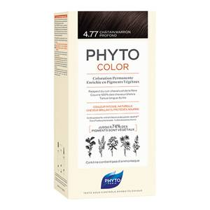 Phyto Hair Colour by Phytocolor - 4.77 Intense Chestnut 180g