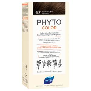Phyto Hair Colour by Phytocolor - 6.7 Dark Chestnut 180g