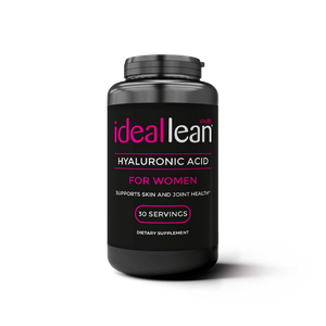 IdealLean Hyaluronic Acid 100mg Capsules, 30 Servings