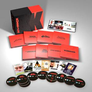 Stanley Kubrick Limited Edition Film Collection
