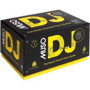 Muso DJ Card Game