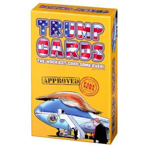 Trump Cards Card Game