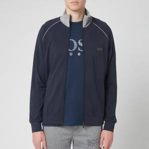 BOSS Hugo Boss Men's Mix and Match Zip Jacket - Navy