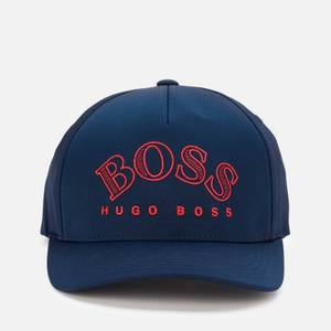 BOSS Men's Cap Curved 1 - Navy