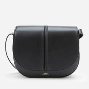 A.P.C. Women's Betty Shoulder Bag - Black