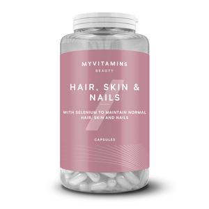 Hair, Skin and Nails Capsules