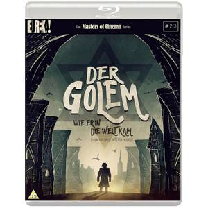 Der Golem (Masters of Cinema)