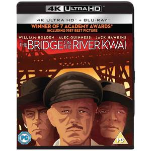 The Bridge On The River Kwai (Original Version) - 4K Ultra HD (Includes 2D Blu-ray)