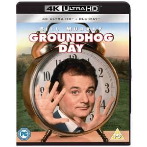 Groundhog Day - 4K Ultra HD (Includes Blu-ray)