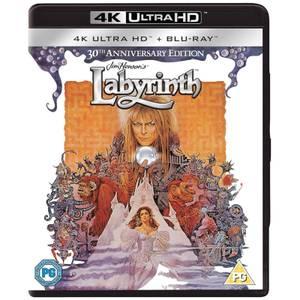 Labyrinth - 4K Ultra HD (Includes Blu-ray)