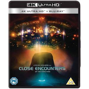 Close Encounters Of The Third Kind (Director's Cut) - 4K Ultra HD (Includes Blu-ray)