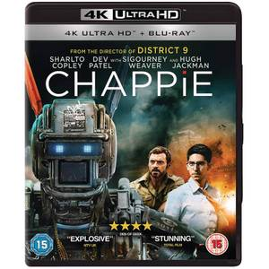 Chappie - 4K Ultra HD (Includes Blu-ray)