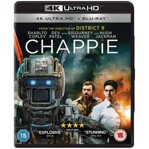 Chappie - 4K Ultra HD (inkl. Blu-ray)