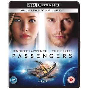 Passengers - 4K Ultra HD (Includes Blu-ray)