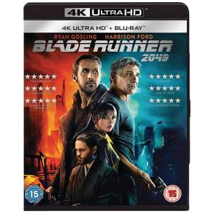 Blade Runner 2049 - 4K Ultra HD (Includes Blu-ray)