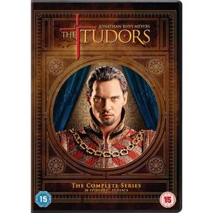 The Tudors: The Complete Collection - Season 1 - 4