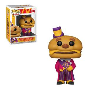 McDonald's Mayor McCheese Funko Pop! Vinyl