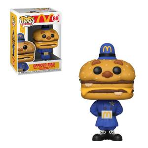 POP Ad Icons: McDonald's - Officer Big Mac